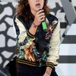 One Direction, Harry Styles e il resto del gruppo in concerto a New York FOTO 23