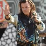 One Direction, Harry Styles e il resto del gruppo in concerto a New York FOTO 28
