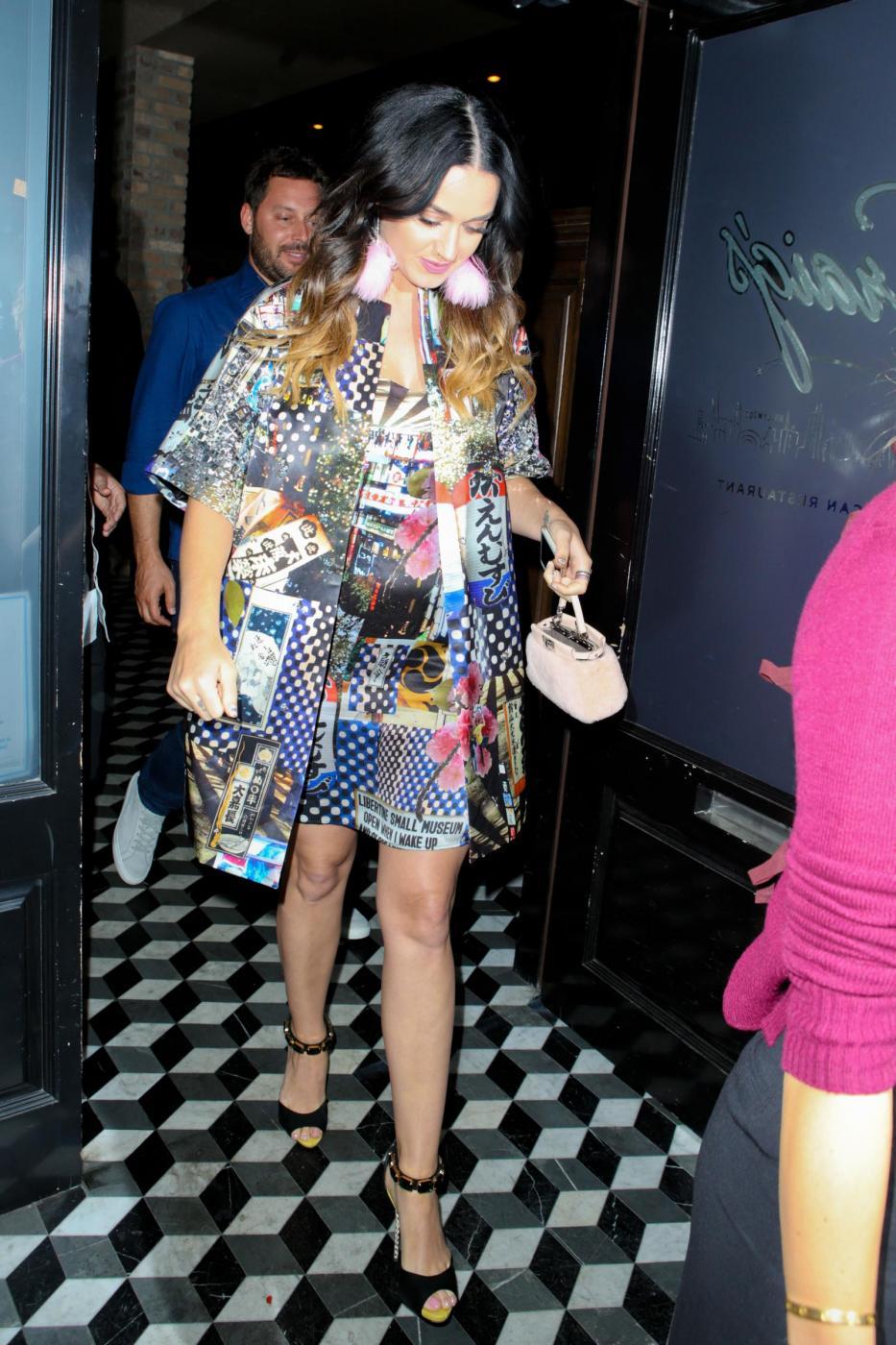 Katy Perry con lo shatush: la cantante cambia look 4