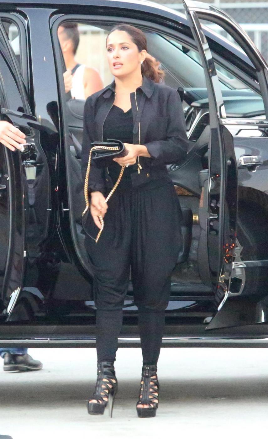 Salma Hayek al concerto di Taylor Swift FOTO 7