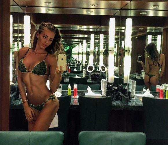 """Alessia Tedeschi ingrassata: """"Più sana con 2 kg in più"""""""