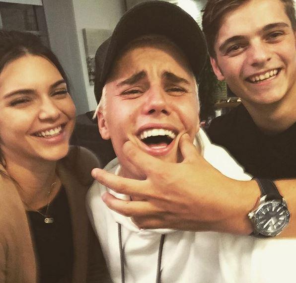 Justin Bieber-Kendall Jenner: selfie insieme FOTO