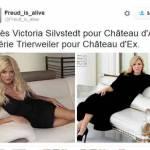 """Valérie Trierweiler confessa fotoritocco: """"Ho 50 anni e lo so"""" 4"""