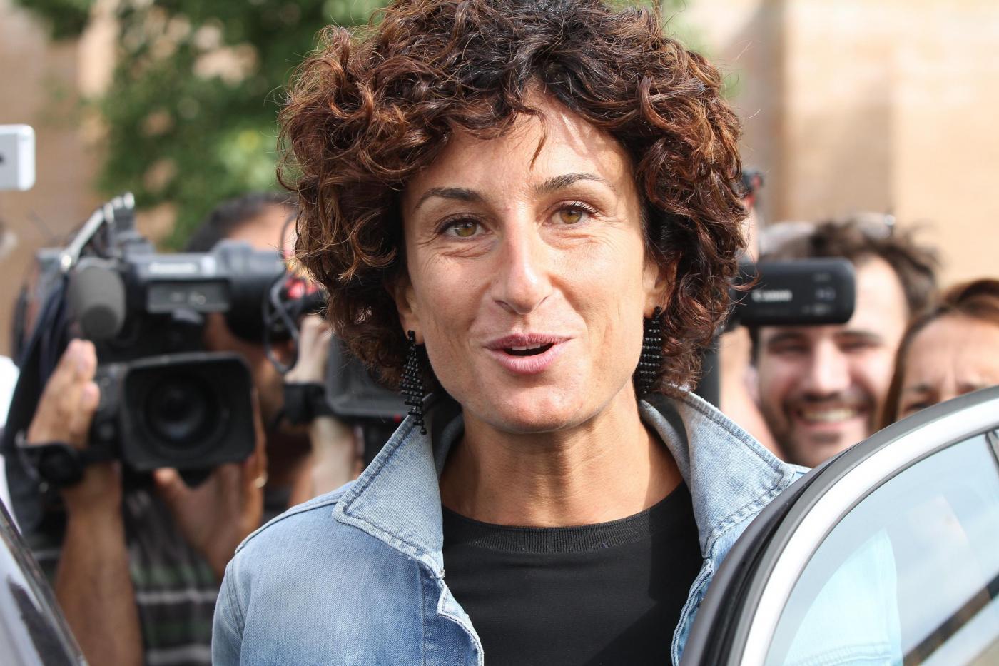 Agnese Renzi, primo giorno di scuola nella sua Pontassieve15