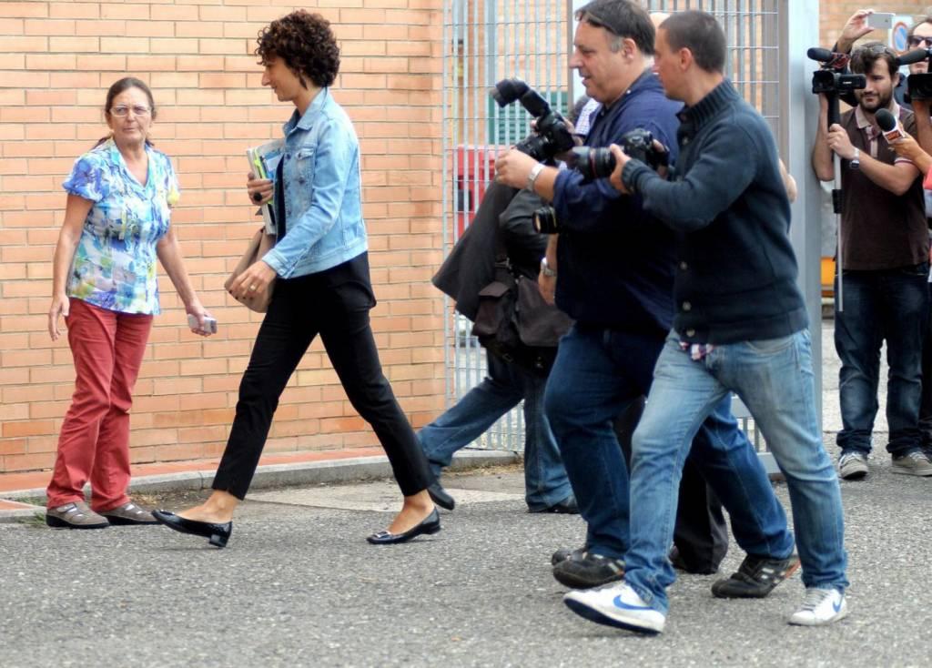 Agnese Renzi, primo giorno di scuola nella sua Pontassieve20