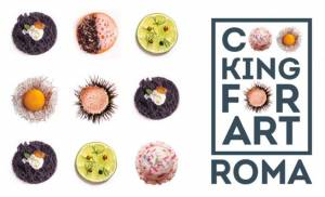Cooking for Art Roma 2015, torna l'evento: dove, come, quando
