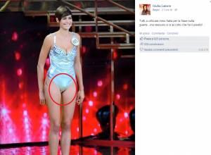 """Alice Sabatini sembra uomo"": Giulia Latorre posta FOTO choc"
