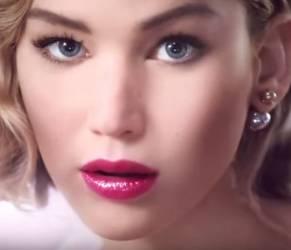 Jennifer Lawrence diva nella nuova pubblicità Dior FOTO/VIDEO