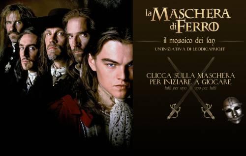La Maschera di Ferro, Leonardo Di Caprio stasera in tv: trama
