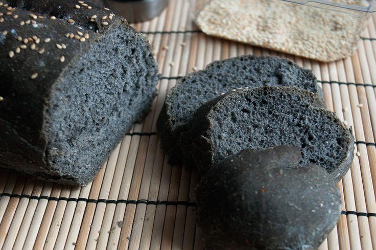 Pane nero al carbone, se prendete la pillola attente...