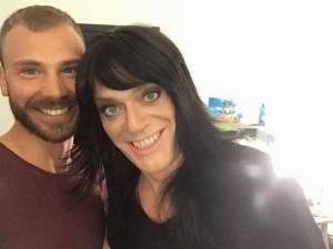 Max Pezzali drag queen: social scatenati