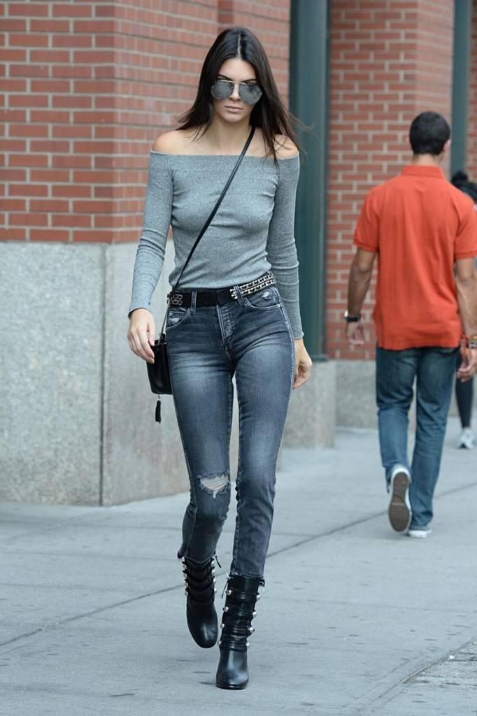 Kendall Jenner sempre più magra FOTO