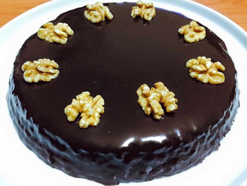 Baumkuchen torta tipica della tradizione tedesca for Casa tradizionale tedesca