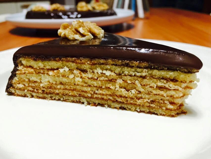 Ricetta dolce: Baumkuchen torta tipica della tradizione tedesca