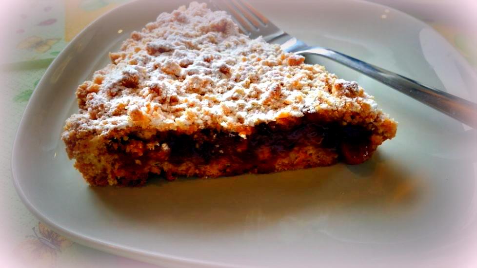 Ricetta dolce: Crostata sbriciolata