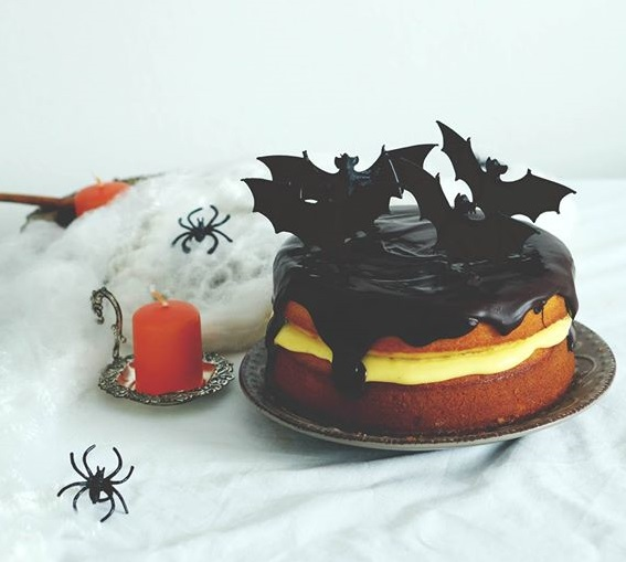 Speciale Halloween: Boston Scream Pie