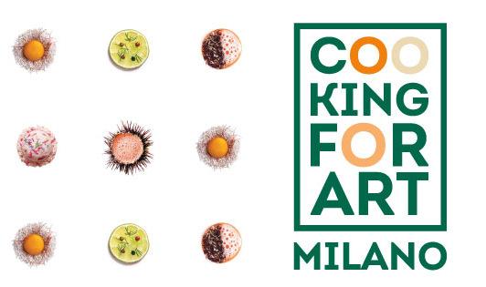 COOKING FOR ART MILANO 2015, 3 giorni di Alta Cucina & Mercato