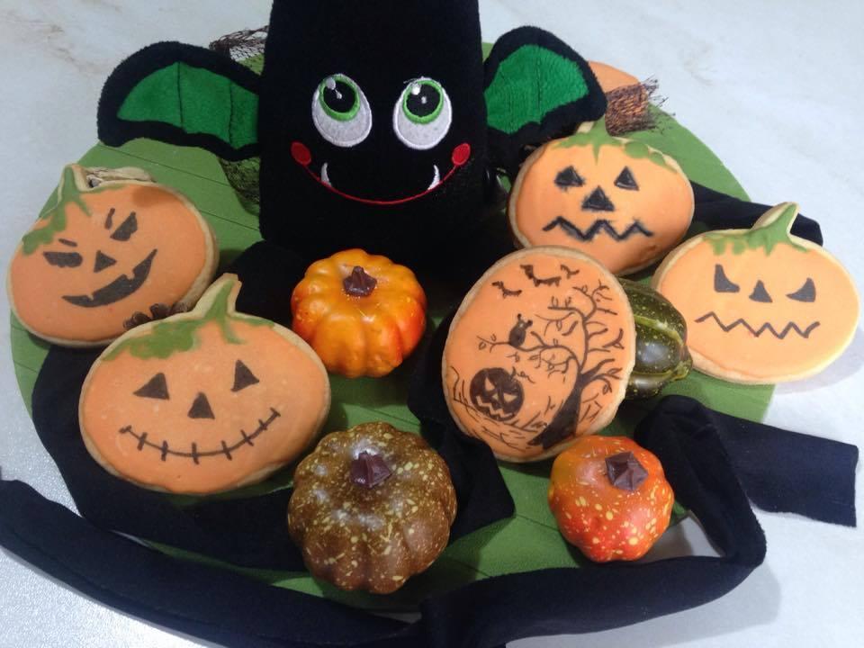 Speciale Halloween: Biscotti di Halloween