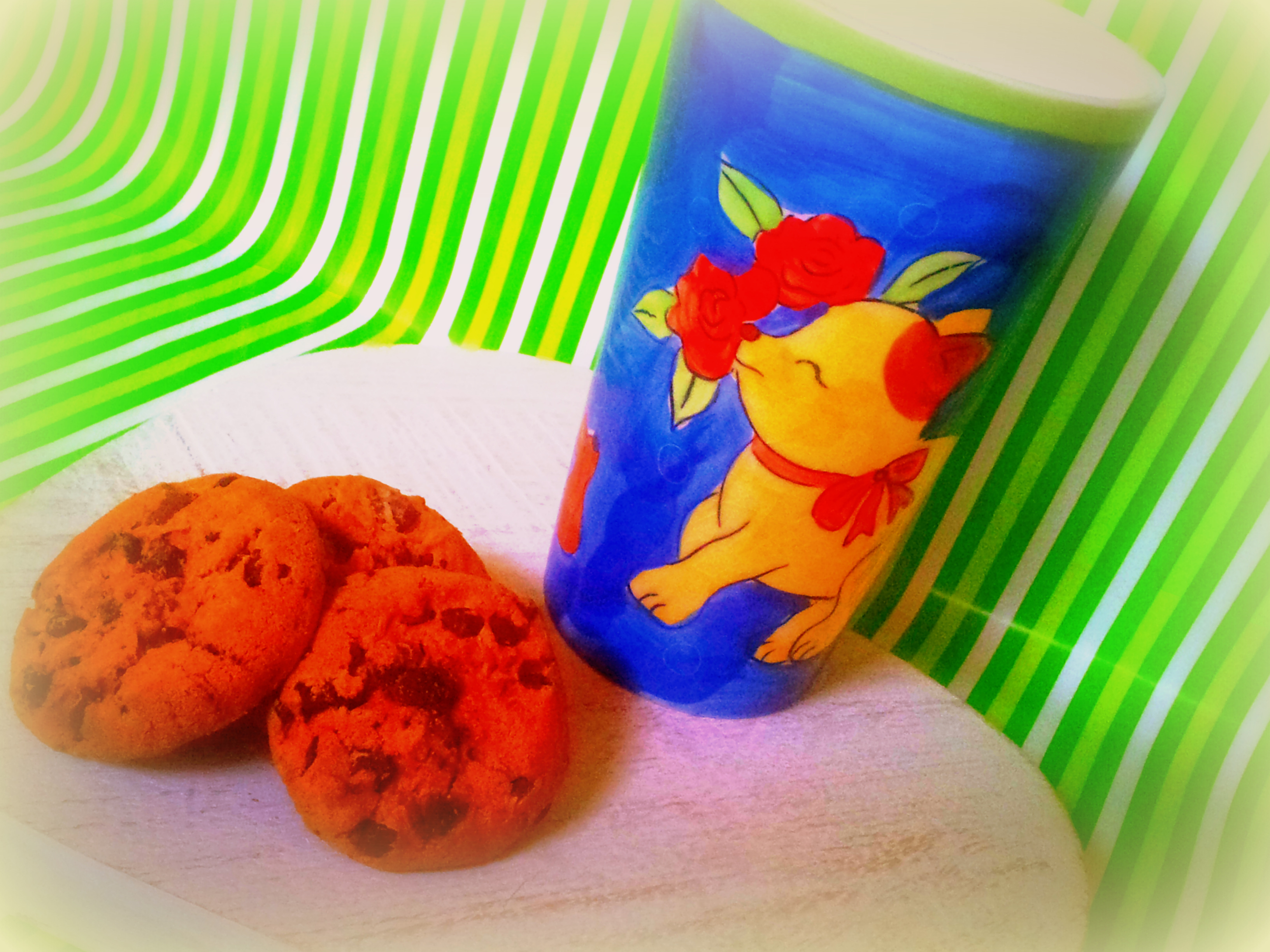 Ricetta dolce: Cookies con i corn flakes