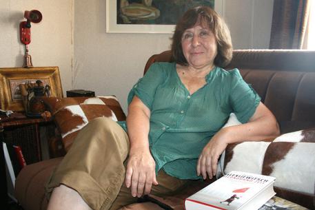 Svetlana Alexievich, chi è la vincitrice del Nobel Letteratura