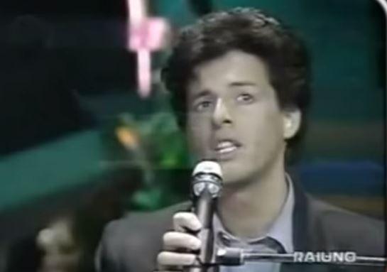 """Claudio Baglioni, quando la censura colpì """"Piccolo grande amore"""""""