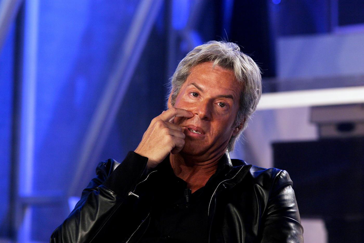 Claudio Baglioni, com'era e com'è FOTO 8