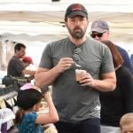 Ben Affleck papà triste e solo, compra gelato ai figli3