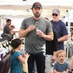 Ben Affleck papà triste e solo, compra gelato ai figli2