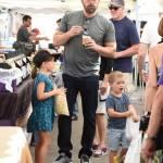 Ben Affleck papà triste e solo, compra gelato ai figli11
