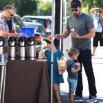 Ben Affleck papà triste e solo, compra gelato ai figli9