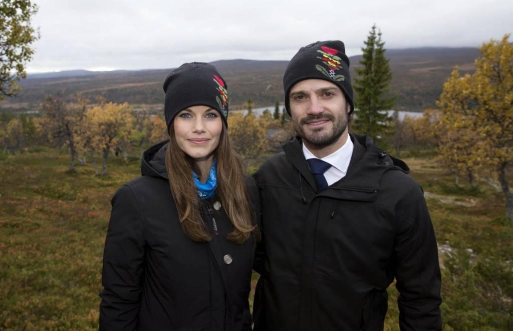Carlo Filippo di Svezia e Sofia in viaggio5