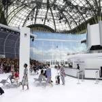 """Chanel prende il """"volo"""": sfilata si trasforma in aeroporto FOTO9"""