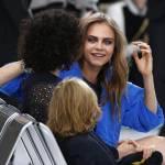 """Chanel prende il """"volo"""": sfilata si trasforma in aeroporto FOTO7"""