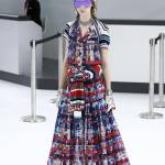 """Chanel prende il """"volo"""": sfilata si trasforma in aeroporto FOTO4"""
