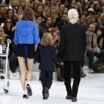 """Chanel prende il """"volo"""": sfilata si trasforma in aeroporto FOTO3"""