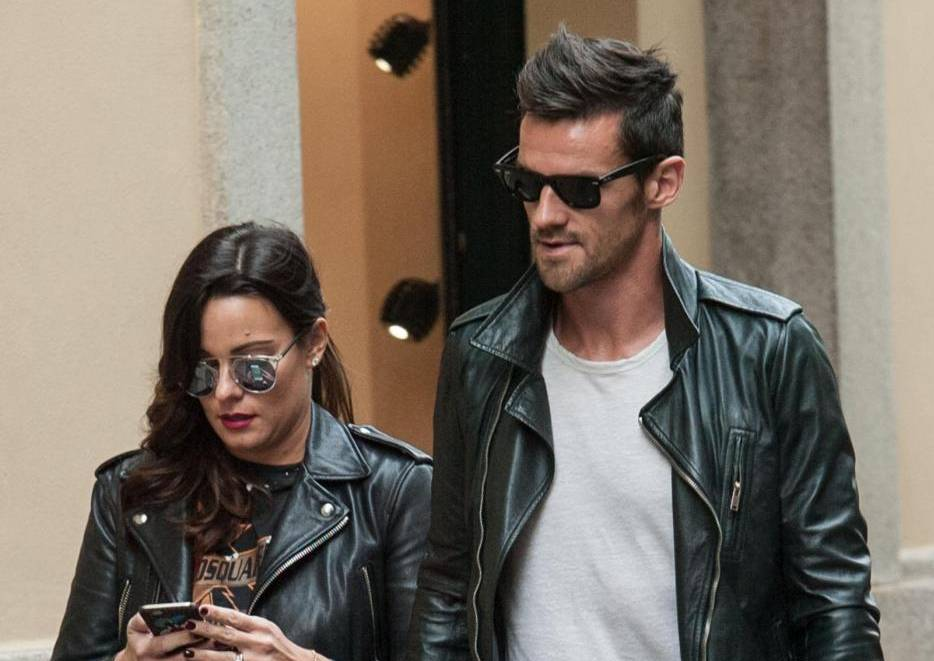 Christian Maggio e Valeria Mettifogo, shopping d'amore11