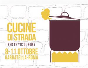 """Festa alla Garbatella con """"Cucine di strada per le vie di Roma"""""""
