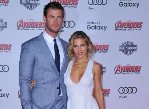 Chris Hemsworth, chi è la moglie Elsa Pataky FOTO