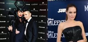 Federica Nargi come Angelina Jolie