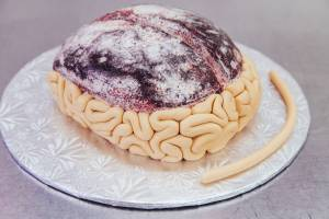Halloween, ecco la torta al cervello Zombielicious2
