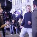 Insulti sessisti a ragazza, l'esperimento: la reazione della gente5