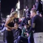 Insulti sessisti a ragazza, l'esperimento: la reazione della gente8
