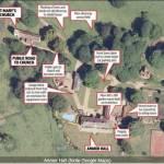 Kate Middleton: voli vietati sopra la casa in Inghilterra FOTO