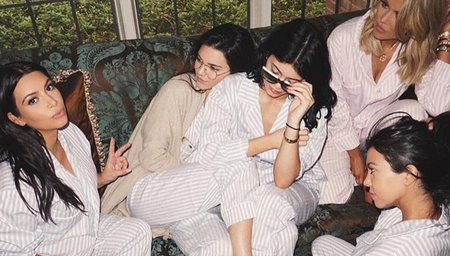 Kim Kardashian, baby shower con Cara Delevingne e famiglia3