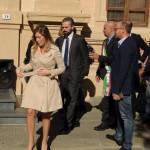Maria Elena Boschi sensuale: gambe in vista e tacchi FOTO