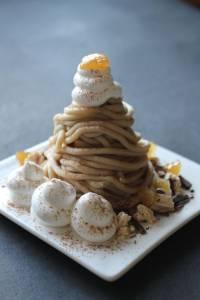 Ricetta dolce: Mont Blanc