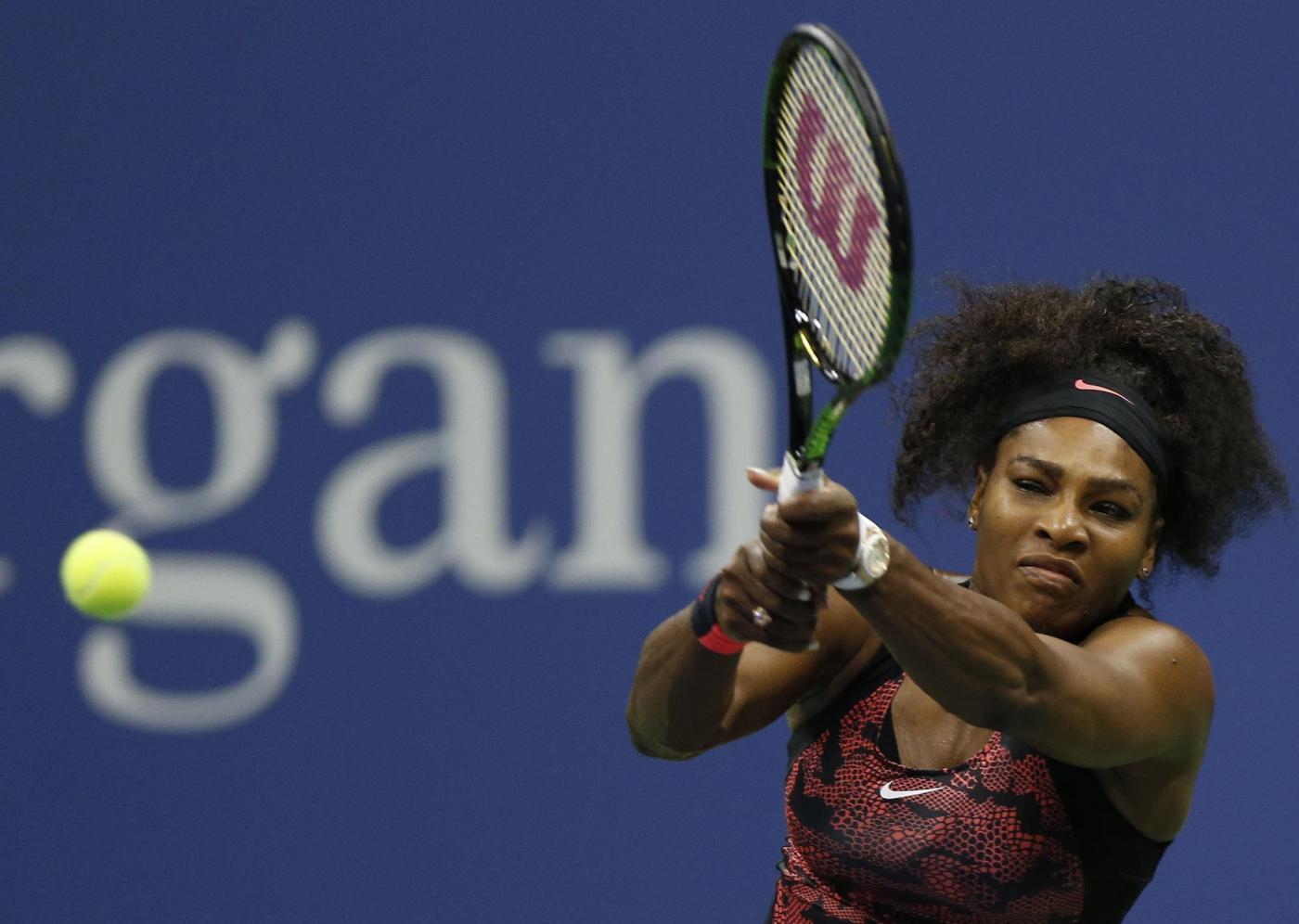 Serena Williams incinta di tre mesi: il rapper Drake il padre7