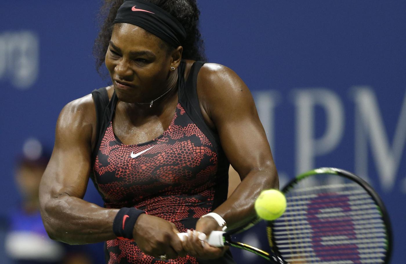 Serena Williams incinta di tre mesi: il rapper Drake il padre6