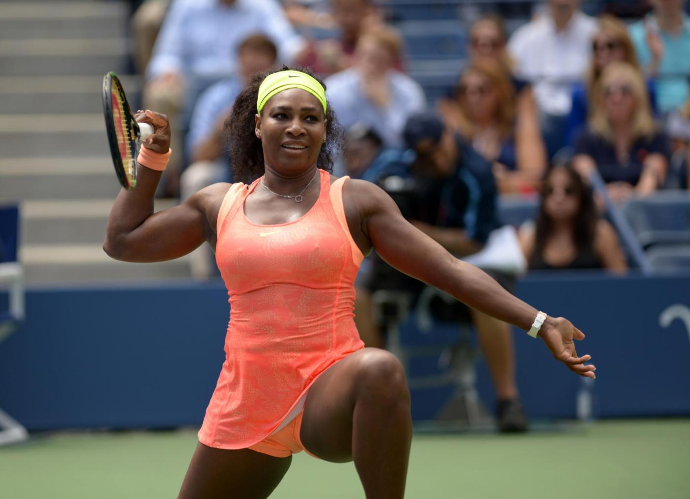Serena Williams incinta di tre mesi: il rapper Drake il padre5
