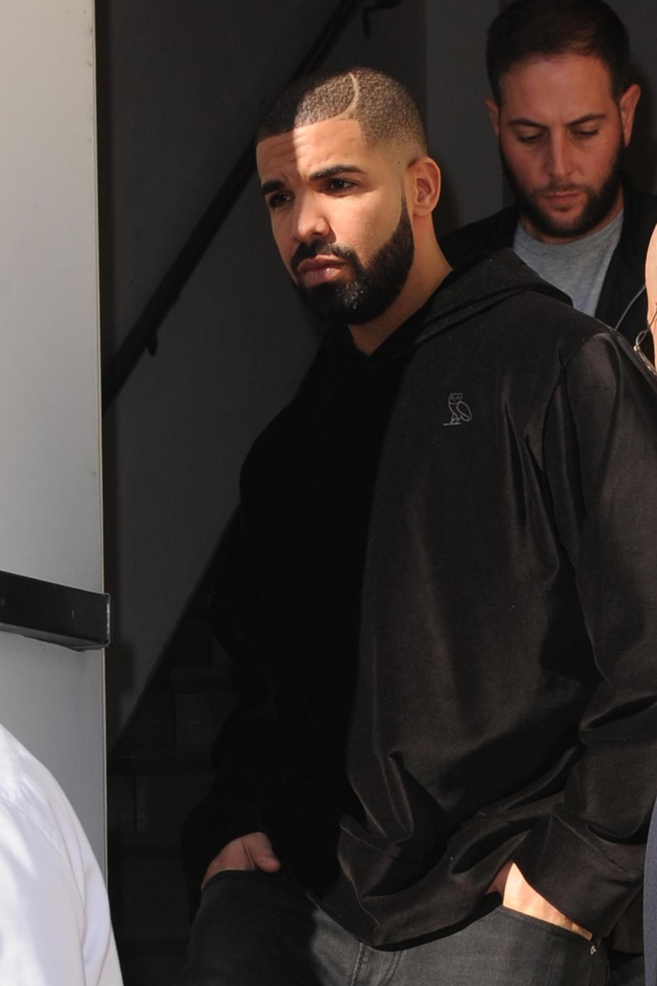 Serena Williams incinta di tre mesi: il rapper Drake il padre2
